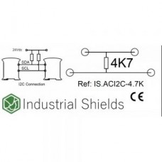 Industrial Pull UP I2C conection
