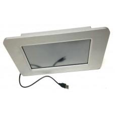 Panel PC Industrial EMC Aluminum  (Raspberry PI B3 Included +