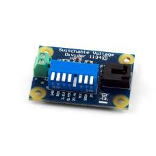 Switchable Voltage Divider