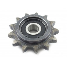 #40 Chain Idler Sprocket with 12mm Bore and 13 Teeth