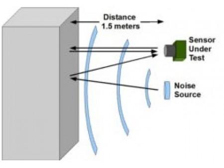 Sensores de ultrasónicos de proximidad